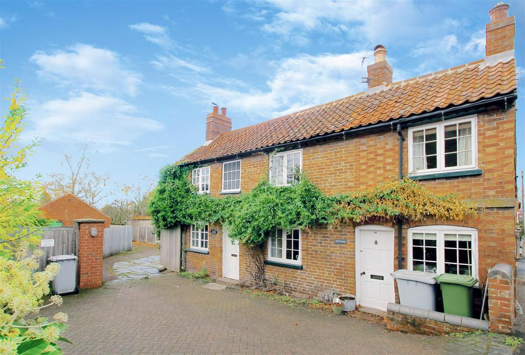 2 Bedrooms Semi Detached House for sale in High Street, Collingham, Newark