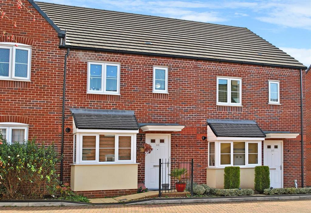 3 Bedrooms Terraced House for sale in Grove Gate, Staplegrove