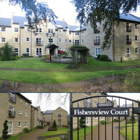 1 bedroom flat for sale - 19 Fishersview Court, Pitlochry, PH16 5AN