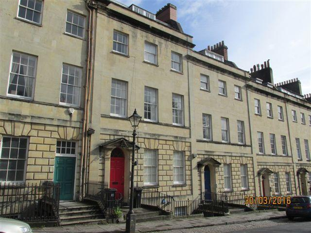5 Bedrooms House Share for rent in 21-22 Berkeley Square, Clifton, BRISTOL, BS8