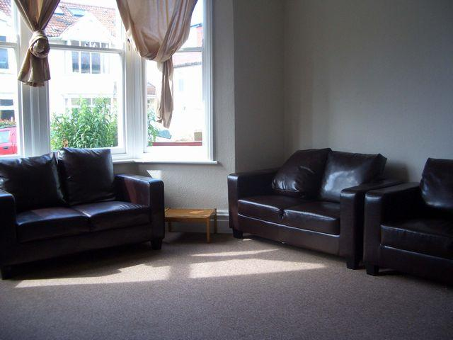 6 Bedrooms House Share for rent in Balmoral Road, St Andrews, BRISTOL, BS7