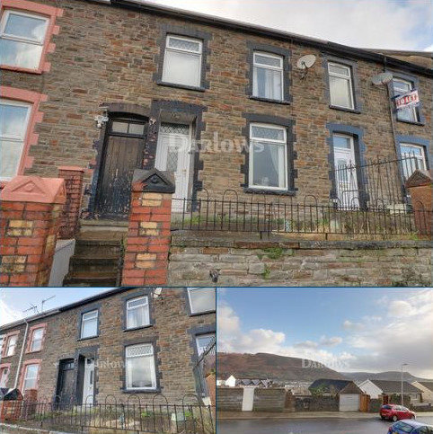 3 bedroom terraced house for sale - Old Street, Tonypandy
