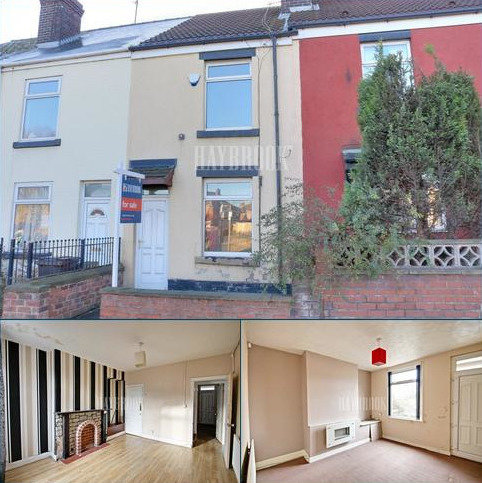 3 bedroom terraced house for sale - Retford Road, Woodhouse Mill