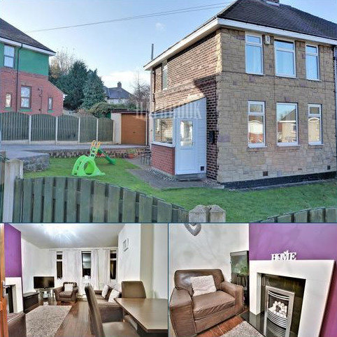 3 bedroom semi-detached house for sale - Sicey Lane, Firth Park