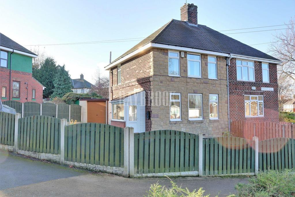 3 Bedrooms Semi Detached House for sale in Sicey Lane, Shiregreen