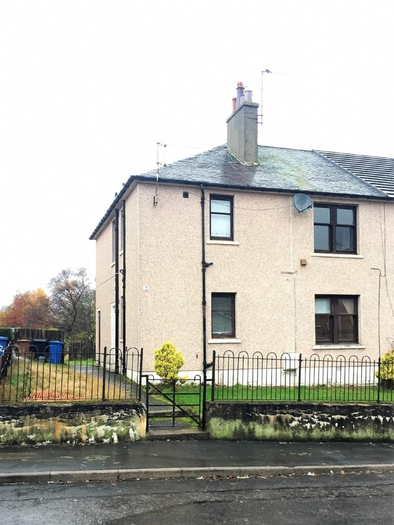 2 Bedrooms Flat for sale in 13 Vellore Road Maddiston, Falkirk, FK2 0AN