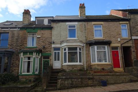 3 bedroom terraced house to rent - Mona Road, Crookes, Sheffield, S10 1NG