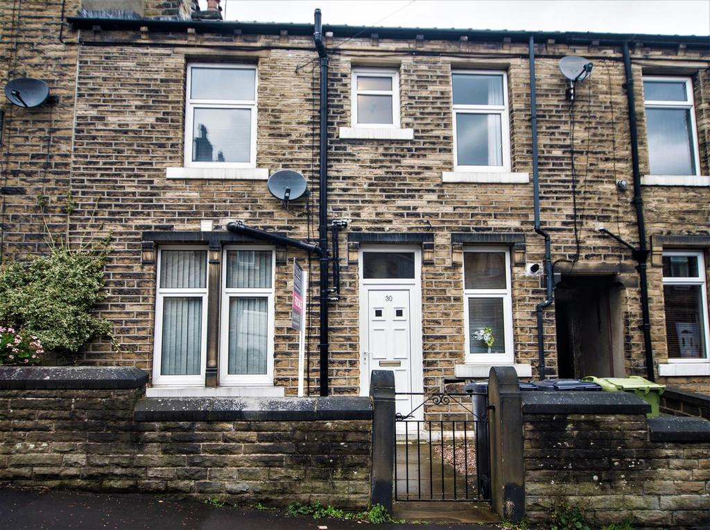 3 Bedrooms Terraced House for sale in Burbeary Road, Lockwood, Huddersfield, HD1 3UN