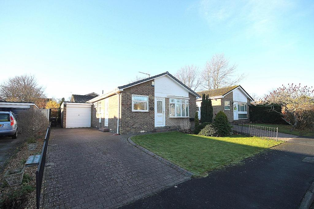 2 Bedrooms Detached Bungalow for sale in Fern Valley, Crook