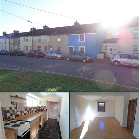 2 bedroom terraced house to rent - 77 City Road, Haverfordwest. SA61 2ST
