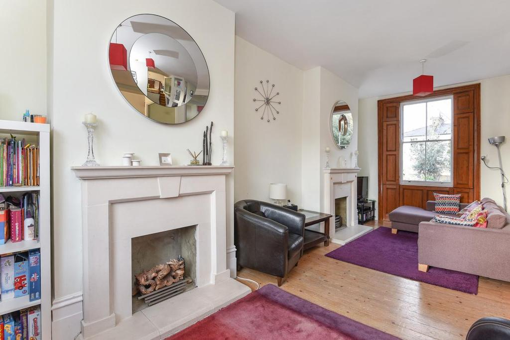 4 Bedrooms Terraced House for sale in Wilton Square, Islington