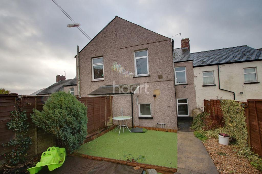 3 Bedrooms Terraced House for sale in Brynglas Crescent, Newport, NP20