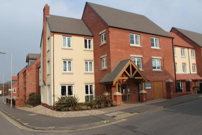 1 Bedroom Apartment Flat for sale in 47 Butter Cross Court, Newport, Shropshire, TF10 7UD