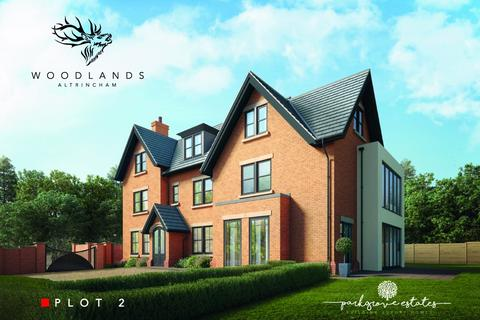 5 bedroom semi-detached house for sale - Woodlands, Bonville Road, Altrincham