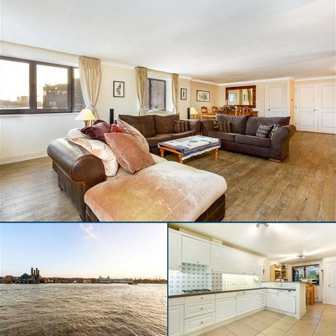 3 bedroom flat for sale - Cumberland Mills Square, Canary Wharf, London, E14