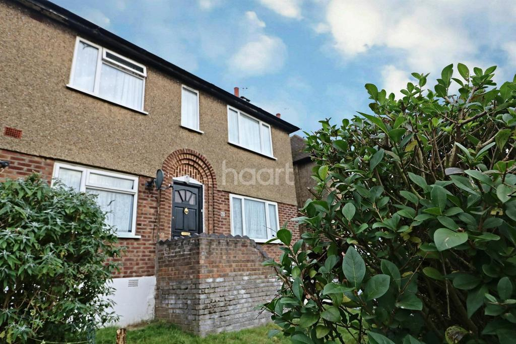 2 Bedrooms Maisonette Flat for sale in Uphill Drive, Kingsbury