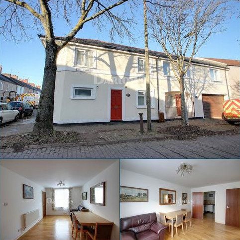 1 bedroom flat for sale - Askham Court, Lily Street, Cardiff
