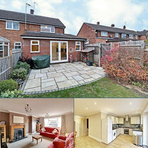 2 bedroom end of terrace house for sale - Better By Design In Putteridge