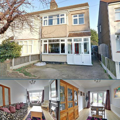 3 bedroom semi-detached house for sale - Cromwell Road, Southend On Sea