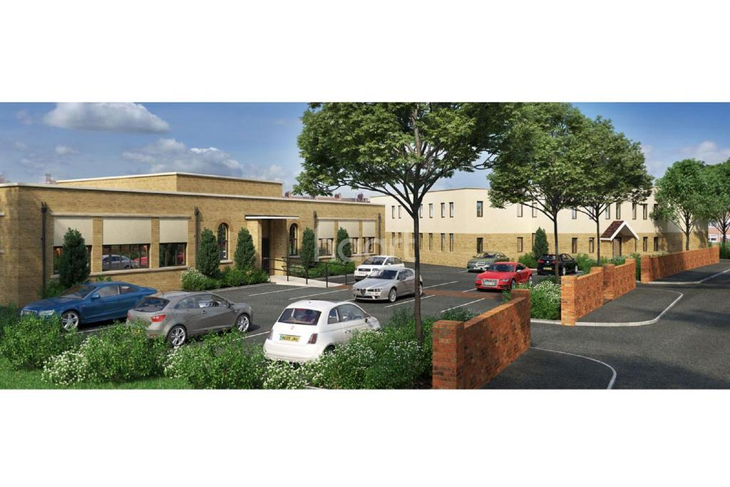 1 Bedroom Flat for sale in Plot B3 The Library, Rossington Doncaster