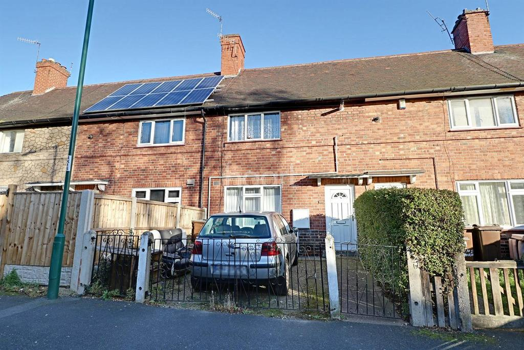 2 Bedrooms Terraced House for sale in Kenslow Avenue, Radford