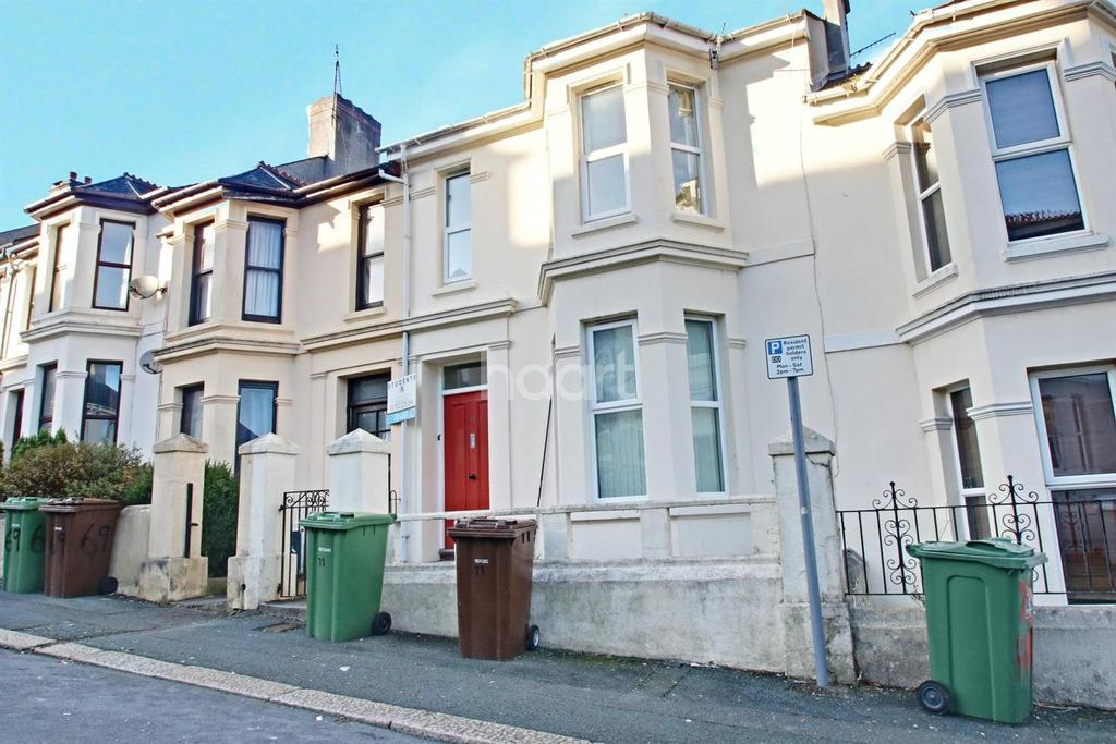 4 Bedrooms Terraced House for sale in Furzehill Road, Mutley