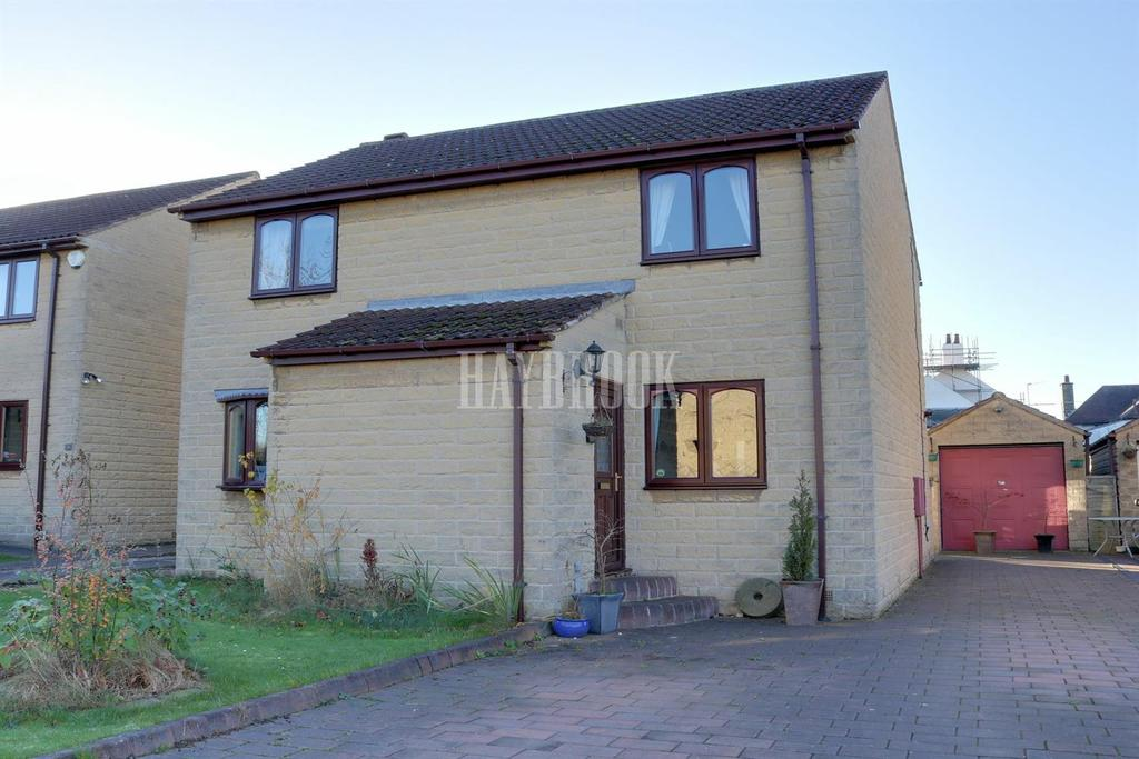 4 Bedrooms Detached House for sale in Primrose Close, Killamarsh