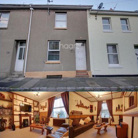 2 bedroom terraced house for sale - Wellesley Road, Torquay