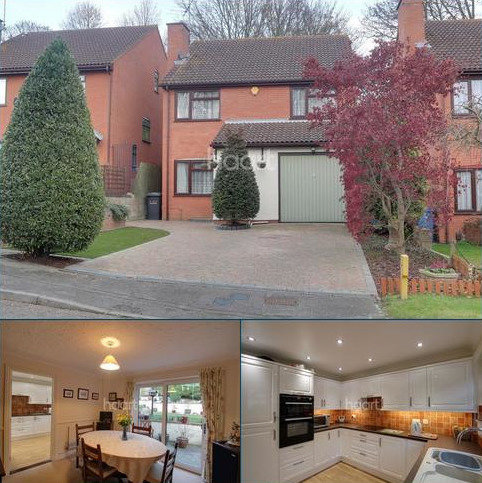 4 bedroom detached house for sale - Woodspring Close, Ipswich