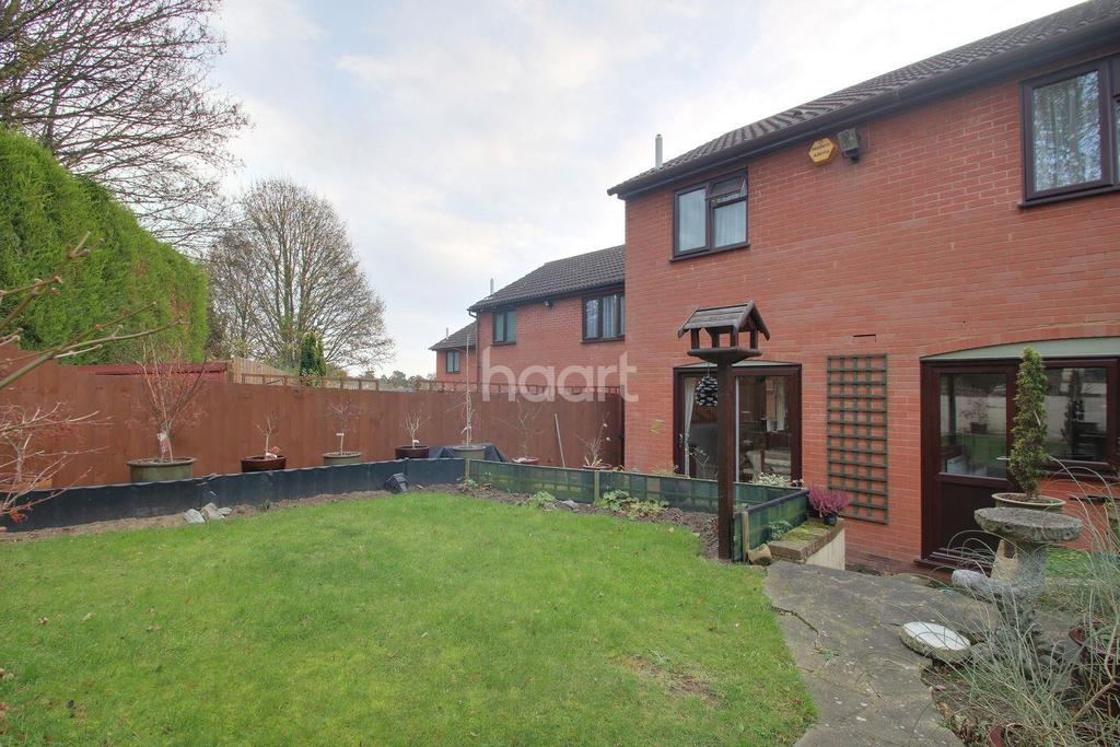 4 Bedrooms Detached House for sale in Woodspring Close, Ipswich