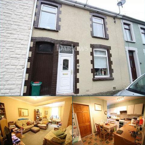 3 bedroom terraced house for sale - Greenmeadow Terrace, Penrhiwfer, Tonypandy