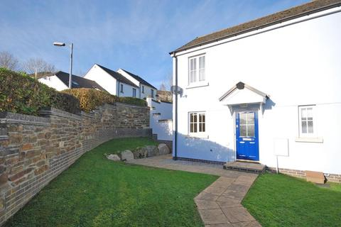 2 bedroom semi-detached house for sale - Chyvelah Vale, Truro, Cornwall, TR1