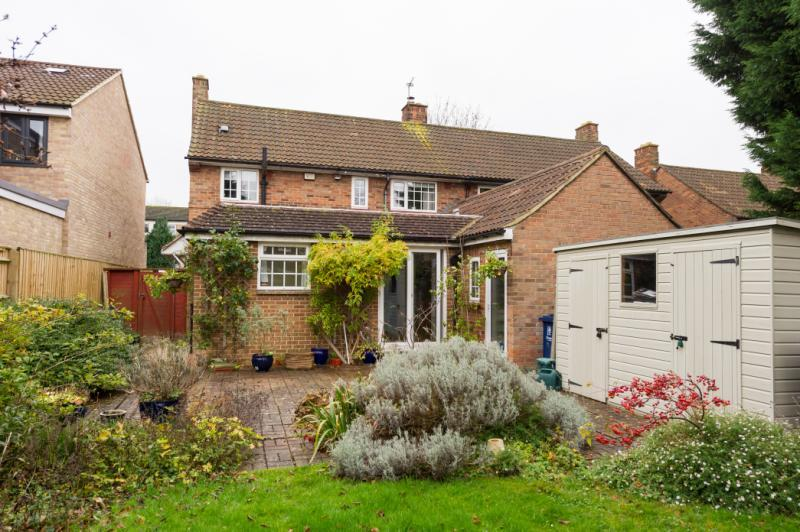 3 Bedrooms Semi Detached House for sale in Headley Way, Headington, Oxford, Oxfordshire
