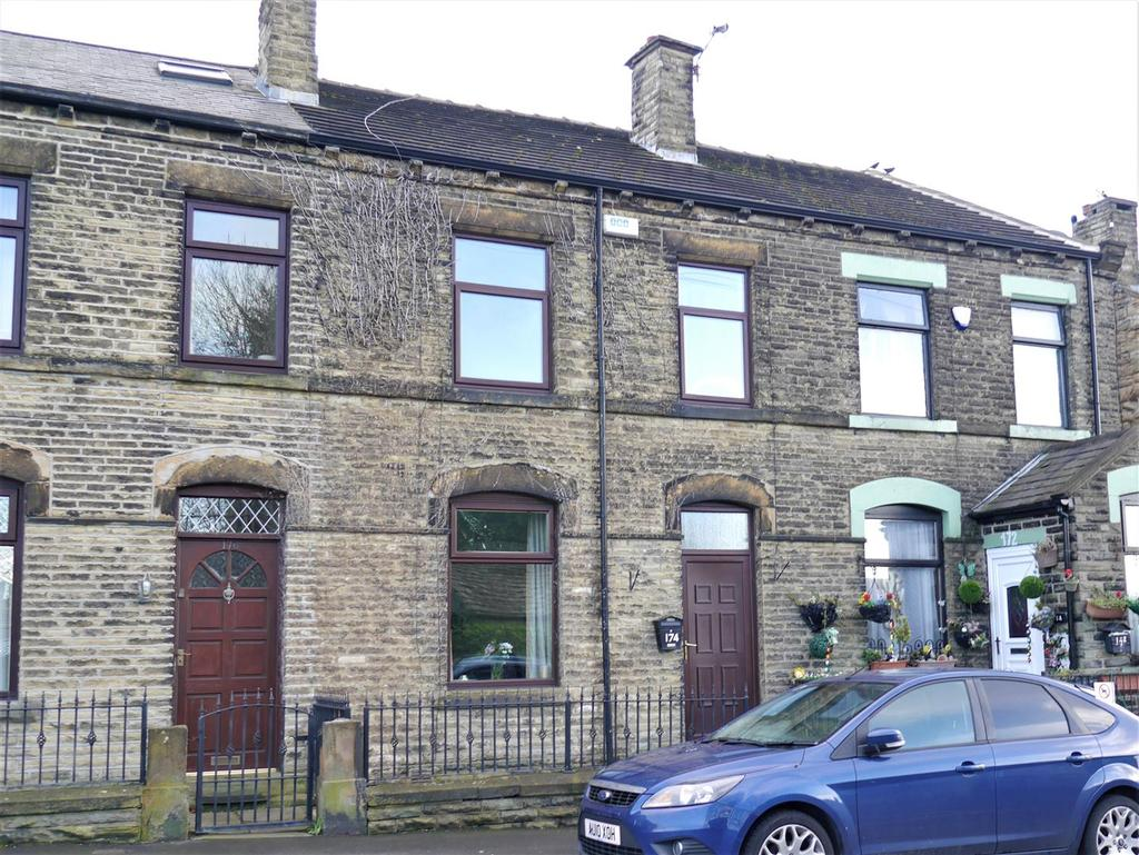 2 Bedrooms Terraced House for sale in Oxford Road, Gomersal, BD19 4HA