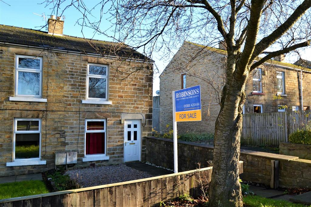 2 Bedrooms End Of Terrace House for sale in Front Street, Tudhoe