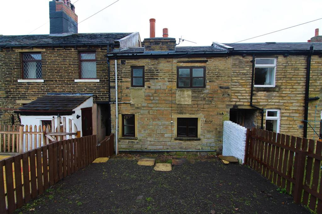 1 Bedroom Terraced House for sale in Northgate, Almondbury, Huddersfield, HD5 8RX