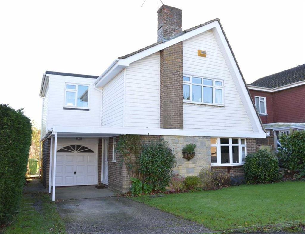 3 Bedrooms Detached House for sale in Tourney Road, Bournemouth, Dorset