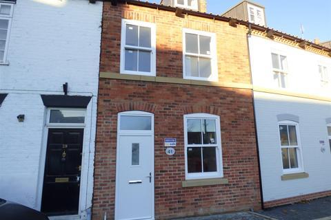 4 bedroom townhouse for sale - Plot 1, 41 Trinity Lane, Beverley, HU17 0DY