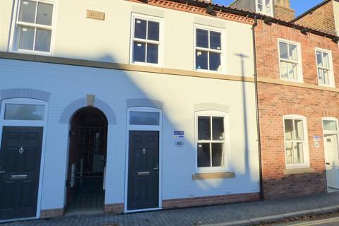 3 bedroom townhouse for sale - Plot 3, 45 Trinity Lane, Beverley, HU17 0DY