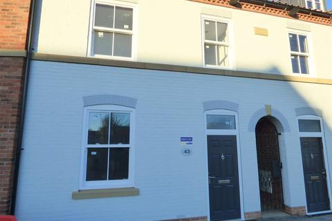 3 bedroom townhouse for sale - Plot 2, 43 Trinity Lane, Beverley, HU17 0DY