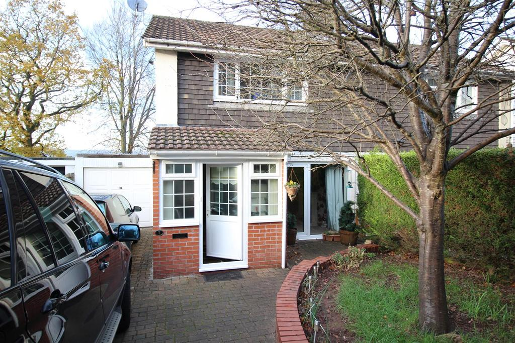 2 Bedrooms Semi Detached House for sale in Fforest Glade, Newport