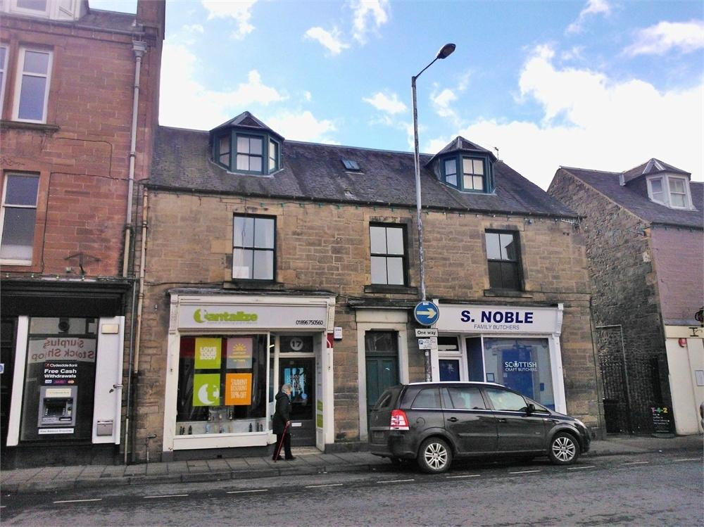 2 Bedrooms End Of Terrace House for sale in 17-21, High Street, Galashiels, Selkirkshire, Scottish Borders