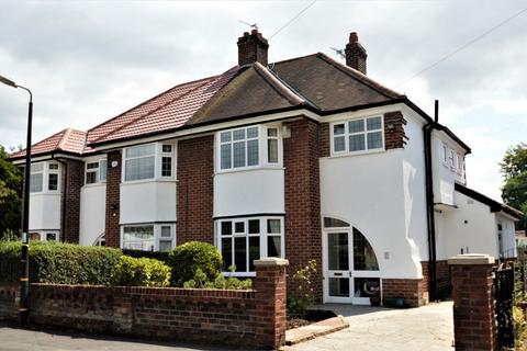 3 bedroom semi-detached house to rent - Wood Road, SALE, Cheshire