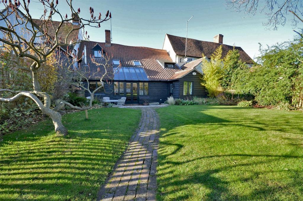 4 Bedrooms Cottage House for sale in Hylcotte, 6 Belmont Hill, Newport, Nr Saffron Walden