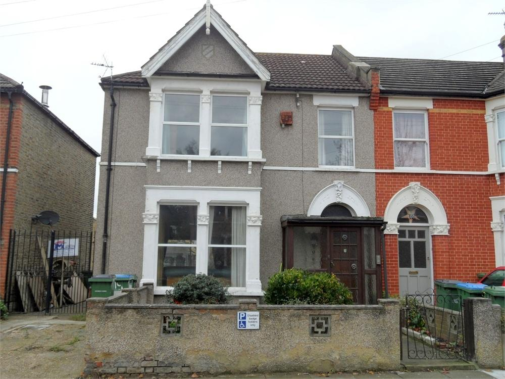 4 Bedrooms End Of Terrace House for sale in Greenvale Road, Eltham, London