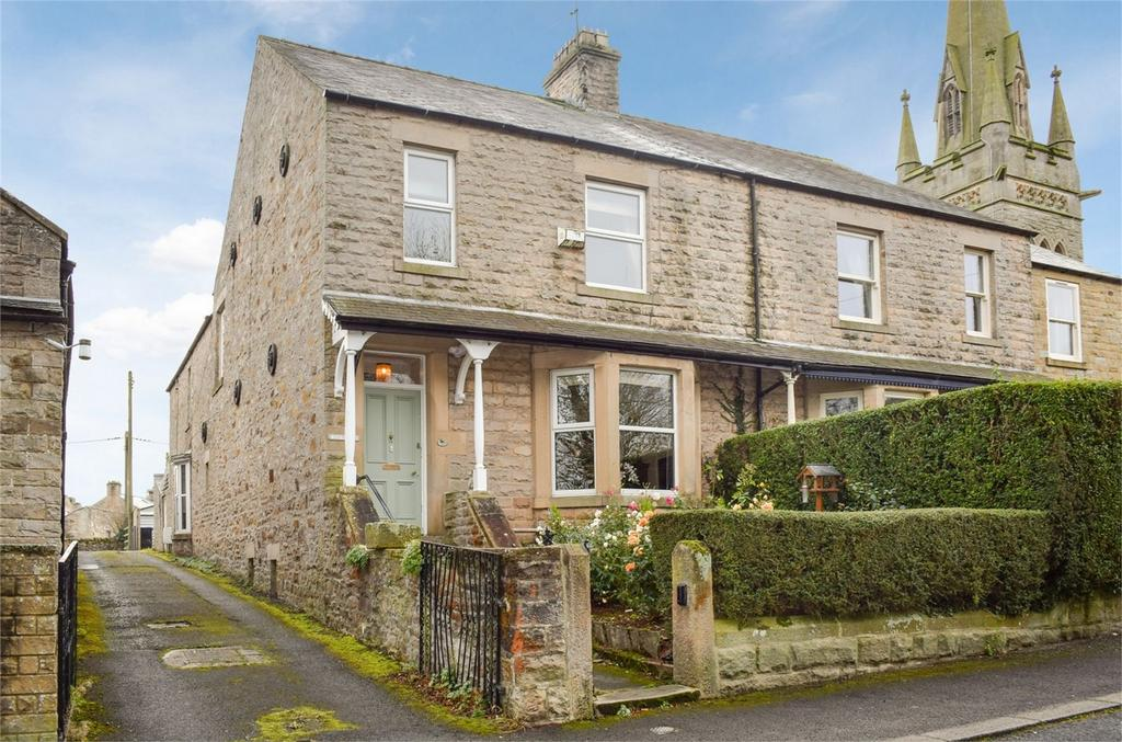 4 Bedrooms Semi Detached House for sale in Moor Road, Cotherstone, Barnard Castle, Durham