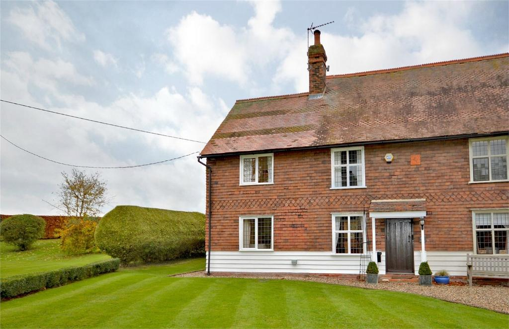 4 Bedrooms Semi Detached House for sale in Great Canfield, Dunmow