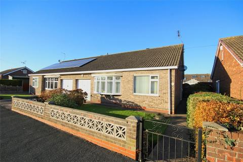 2 bedroom semi-detached bungalow for sale - Southgate Close, Willerby, Hull, East Riding of Yorkshire