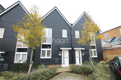 2 bedroom terraced house to rent - Campion Close, TN25