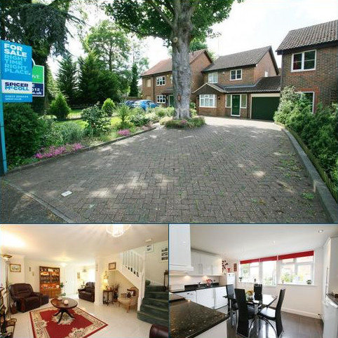 4 bedroom detached house for sale - Oriole Close, Abbots Langley
